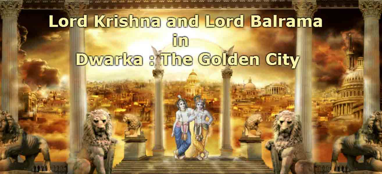 Golden City Dwarka, Gujarat