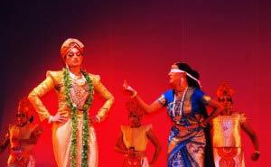 Gandhari cursed lord krishna