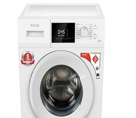 Front-Load Fully-Automatic Washing Machine