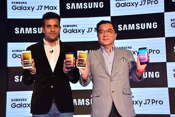 Samsung J Series Launch
