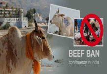 Beef Ban Controversies