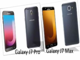 Samsung J Series Launch