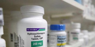 who suspended hydroxychloroquine for coronavirus patients