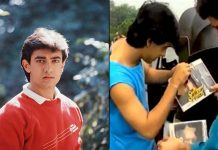 Aamir Khan used to paste the posters of his film on the streets, watch the video